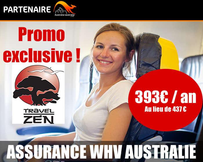Assurance Whv Australie Travel Zen