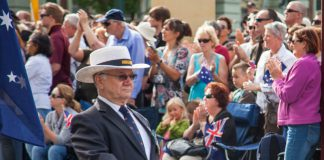 Anzac Day, Perth