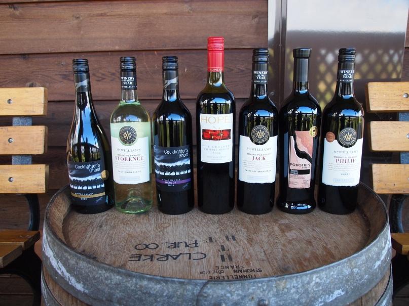 Vins Hunter Valley