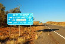 Outback Australie