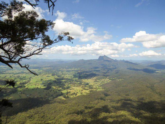Borders Ranges National Park