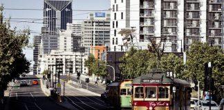 City Circle Tram, Latrobe Street
