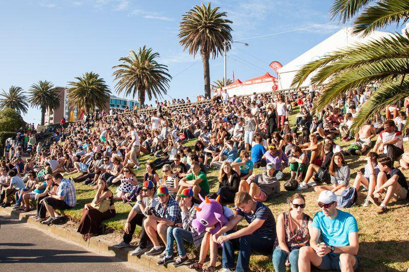 Festival en plein air