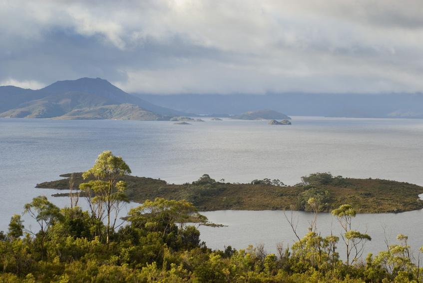 Lake Pedder - Tasmanie