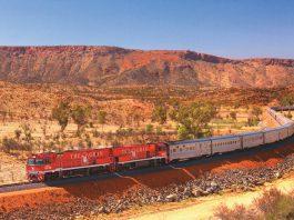 trains australiens
