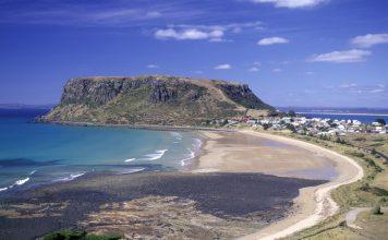 ouest de la Tasmanie