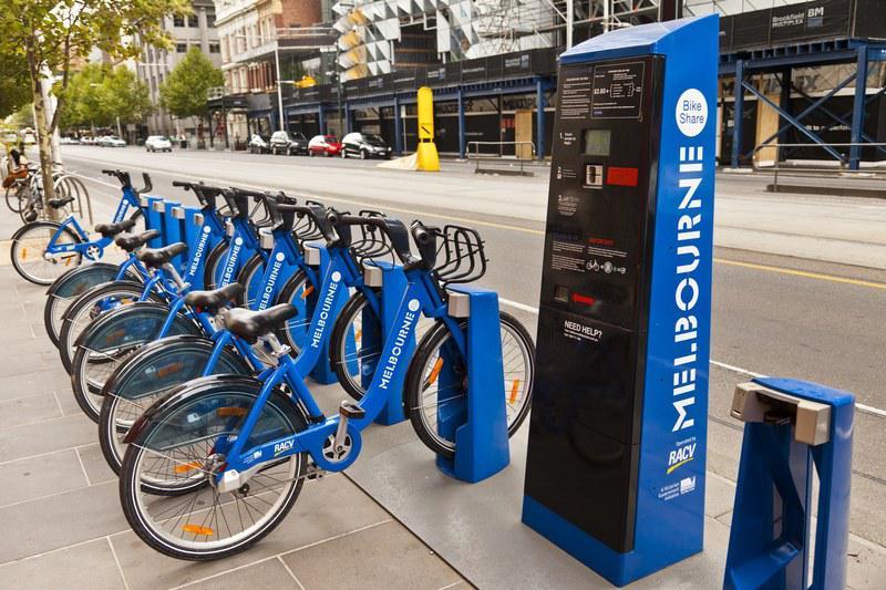 Melbourne Bike Share