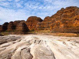 Bungle Bungle Range - Purnululu National Park - Australie