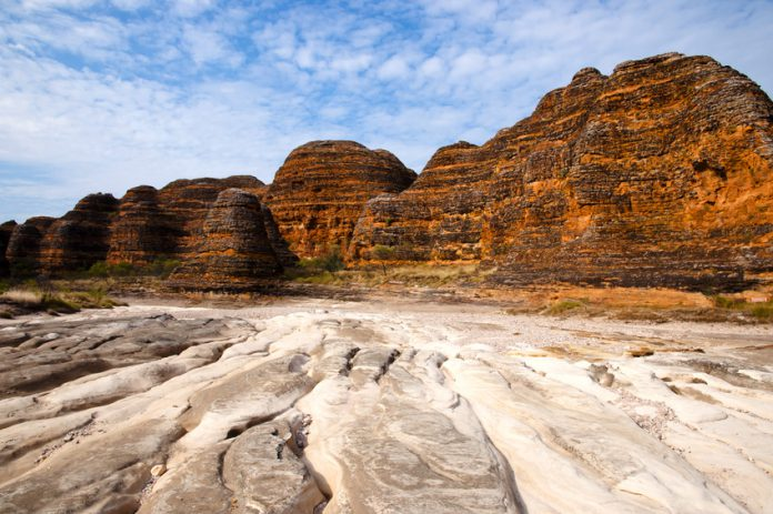 Bungle Bungle Range - Purnululu National Park - Australie