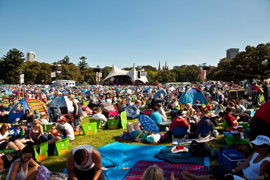 Le festival de Sydney