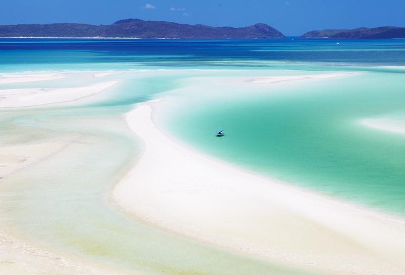 Whitehaven Beach, Whitsundays - Queensland