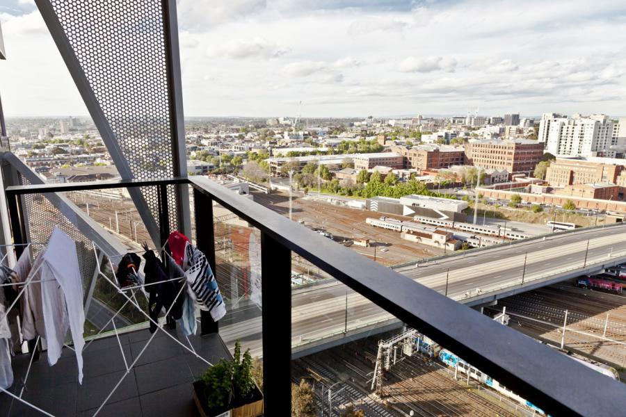 conforme à l'annonce, balcon avec vue !
