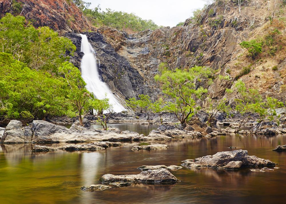 Bloomfield Falls, Tropical North Queensland