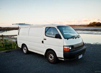Australie en campervan