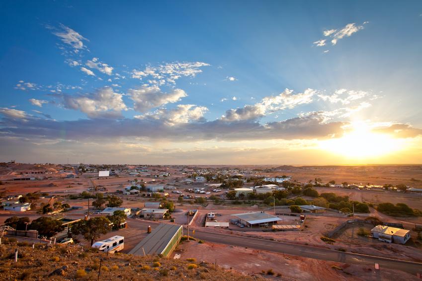 Coober Pedy - La ville souterraine au milieu de l'Outback