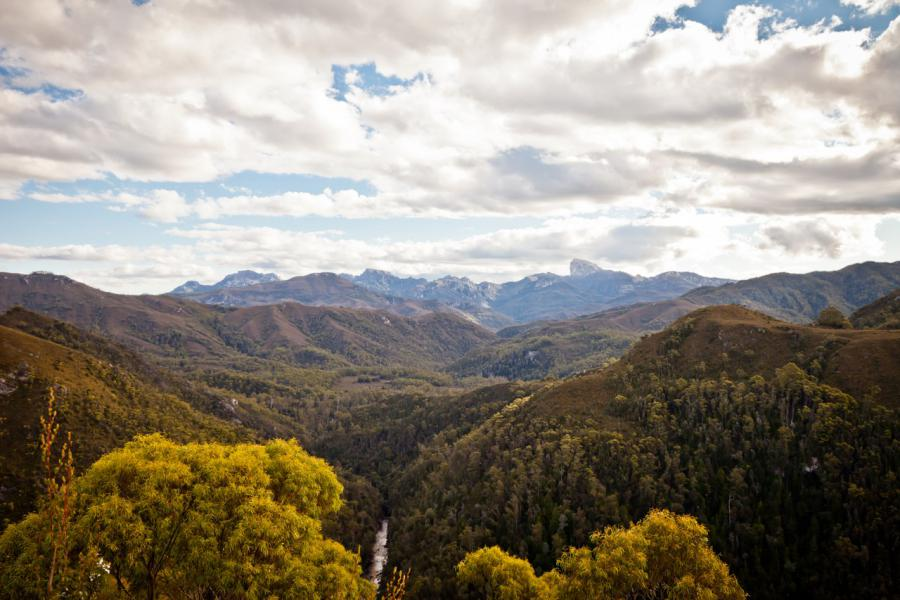 Cradle Mountains National Park