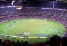 Match au Melbourne Cricket Ground,