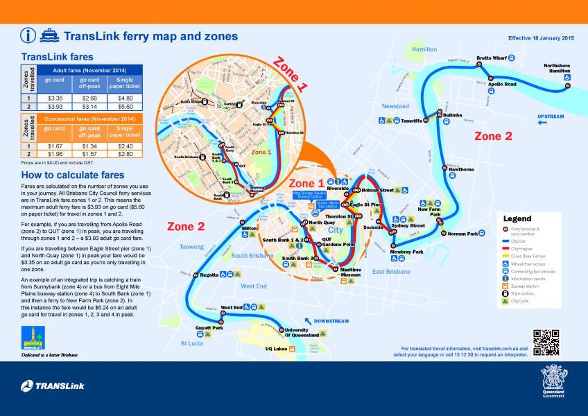 Carte Ferry ( télécharger les PDF - lien en dessous)