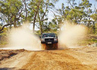 "Road trip dans les ""Flinders Ranges"""