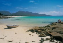 Freycinet National Park : Wineglass Bay