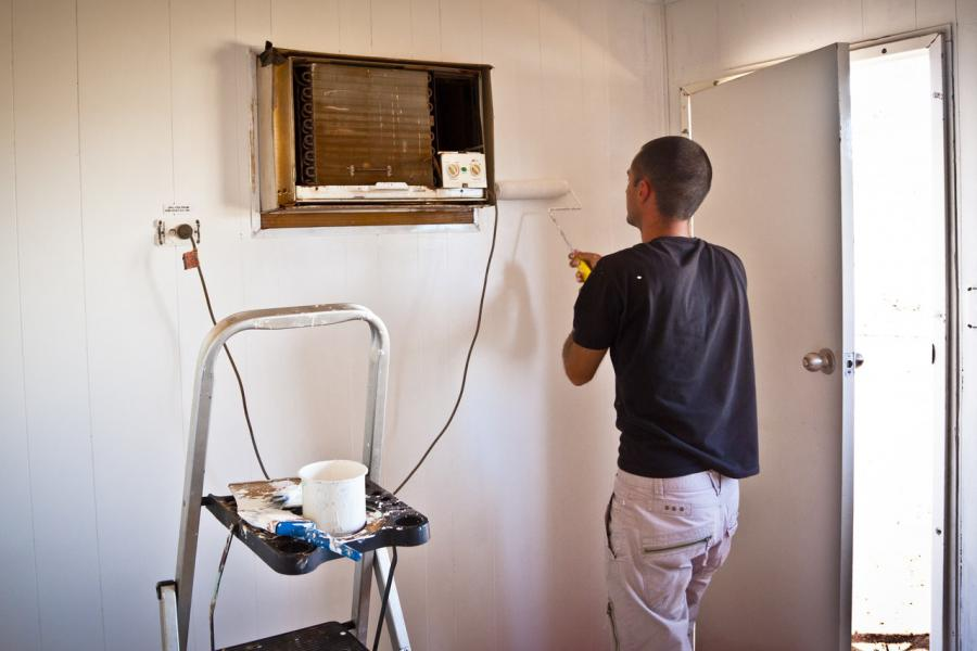 Un emploi en Australie : Un job de peintre, why not ?
