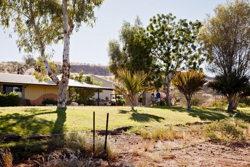 Oasis au coeur du Pilbara