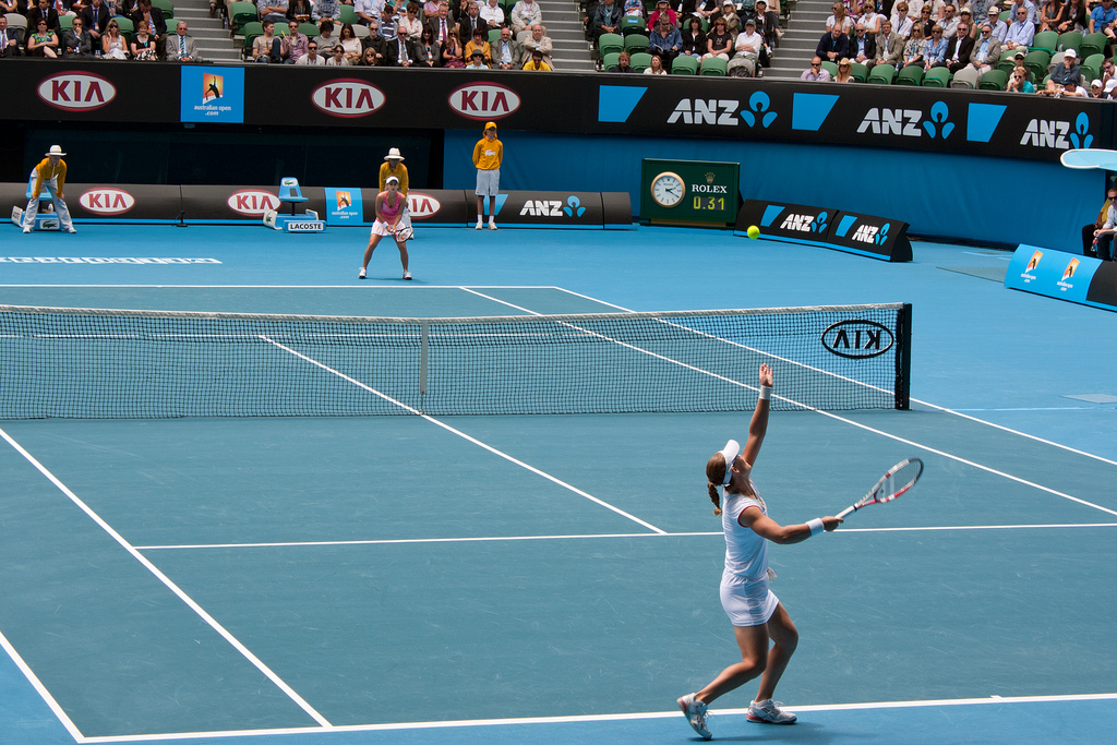 Open D Australie Le Plus Grand 233 V 233 Nement Sportif Du