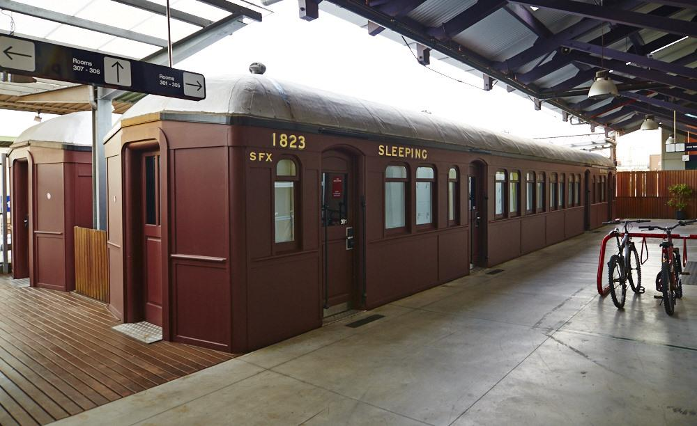 Railway Station, Sydney