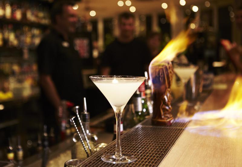Le plus grand rhum bar d'Australie est à Airlie Beach !