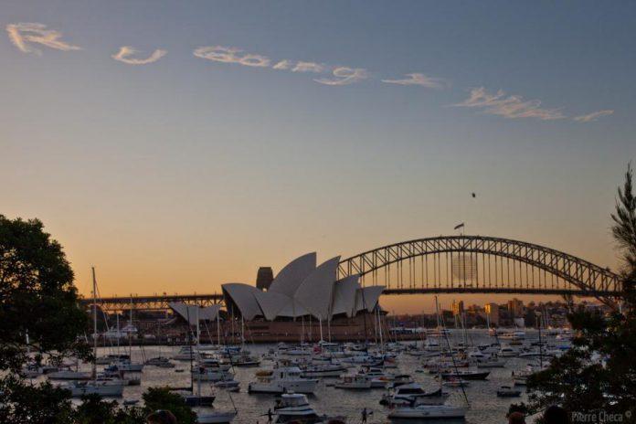 Premiers jours en Australie