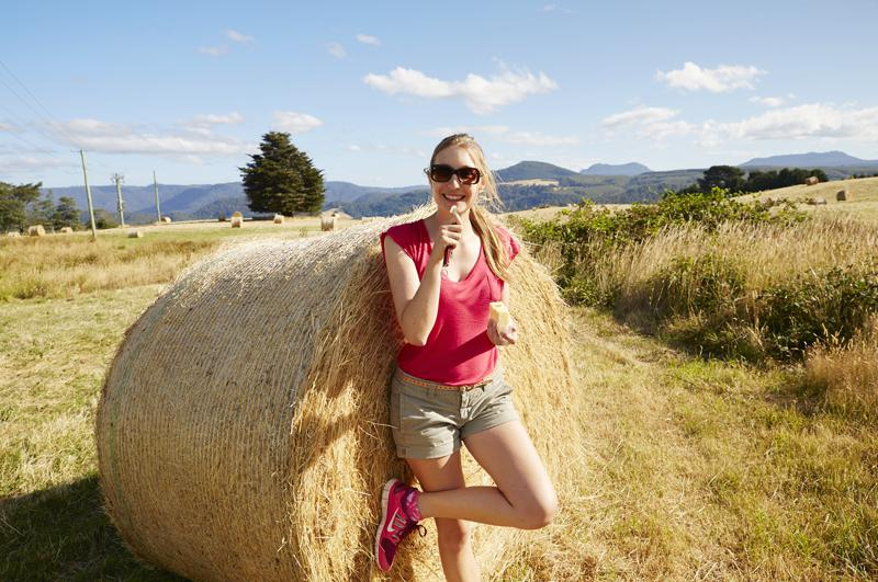 Pause gourmande sur la route des saveurs en Tasmanie