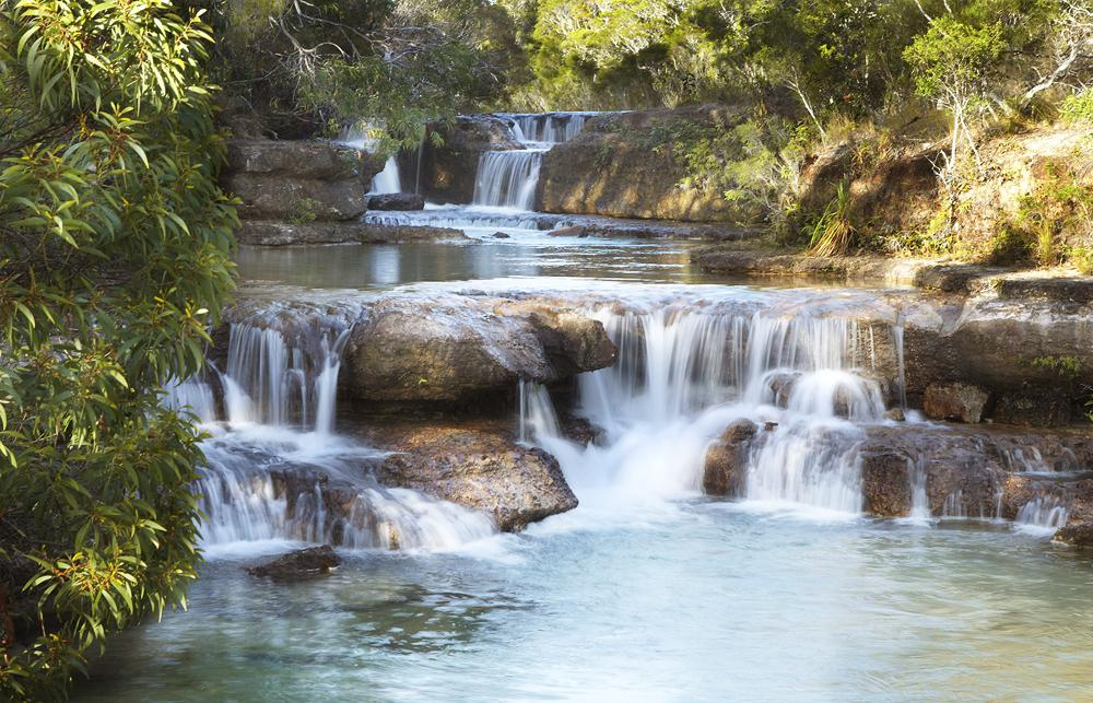 Twin Falls, Jardine River National Park
