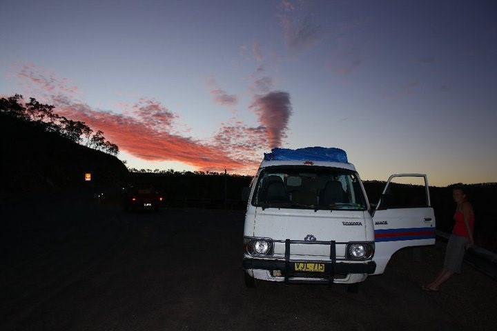 Le coût du voyage en Australie : En Van en Australie