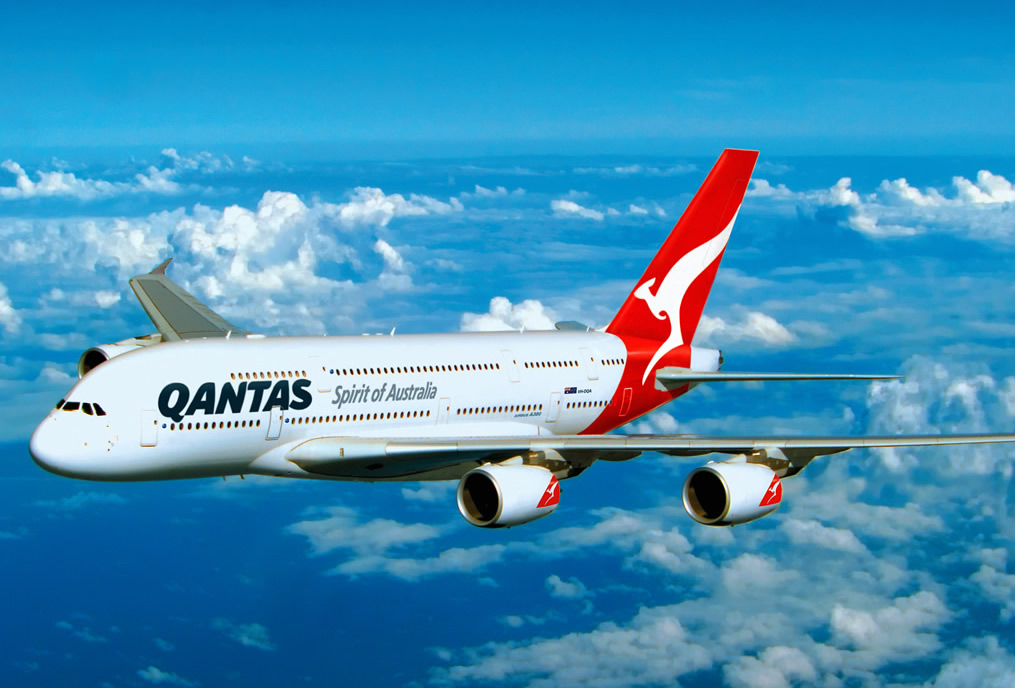 Photo -Copyright Qantas Airways