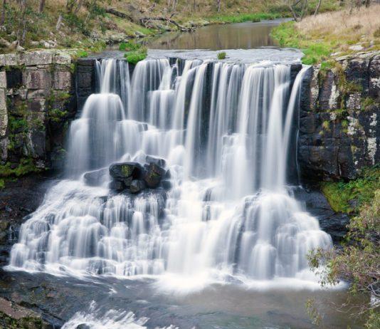 Chutes Ebor falls