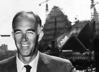 Jorn Utzon,l'architecte Danois de l'Opera House
