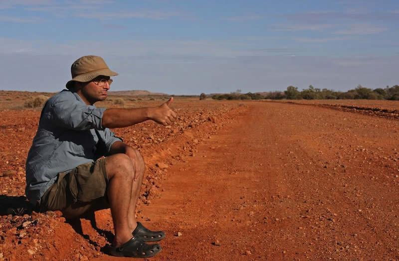 autostop Outback