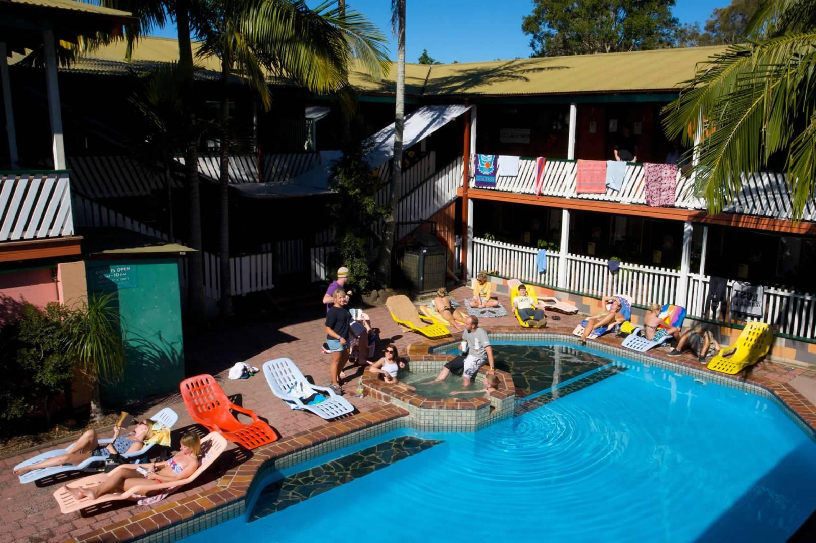 Hotels Australie