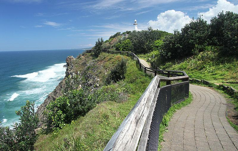 Phare de Byron Bay - Photo - Copyright Toothbrush Nomads