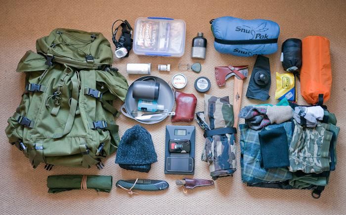 Bushcraft Kit