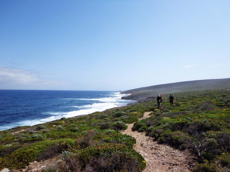 Randonnée de Cape Naturaliste au Cape Leewin