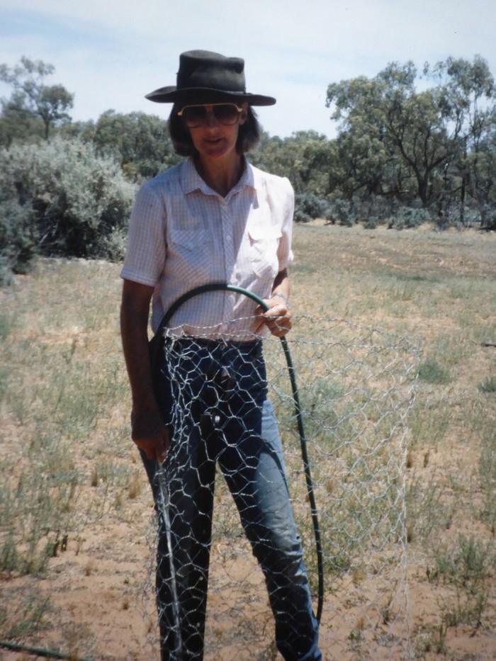 ferme outback - australie