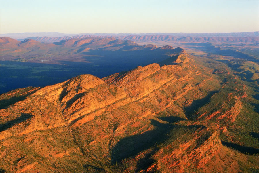 Wilpena Pound - Flinders Ranges