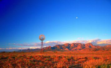 Les Flinders Ranges