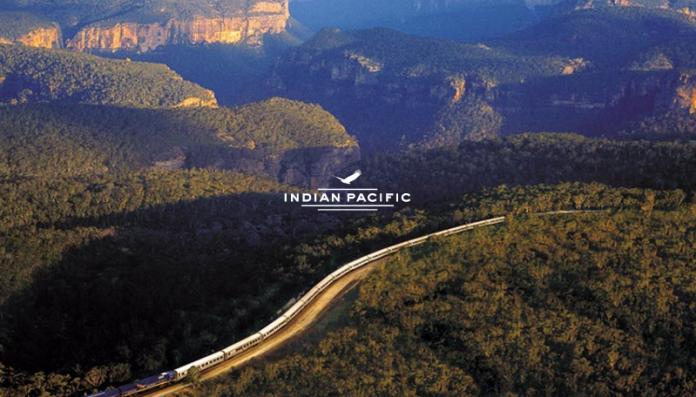 L'Indian Pacific, un des trains mythiques