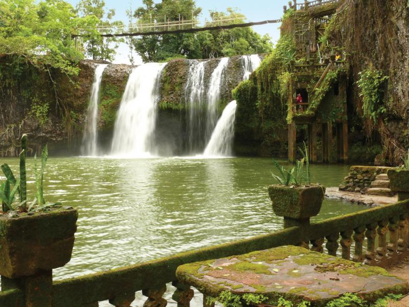 Theresa Falls Paronella Park