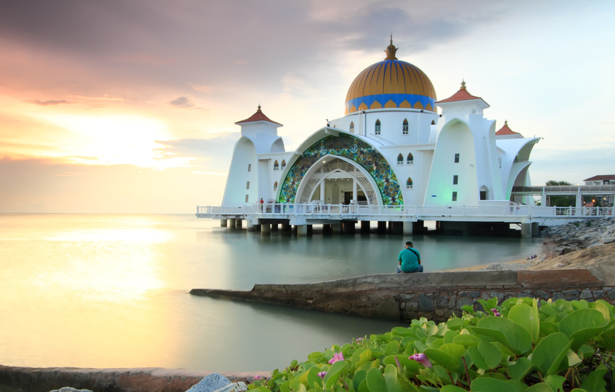Mosquée - Malaca