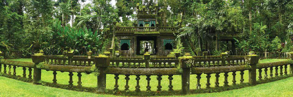 Paronella Park castle