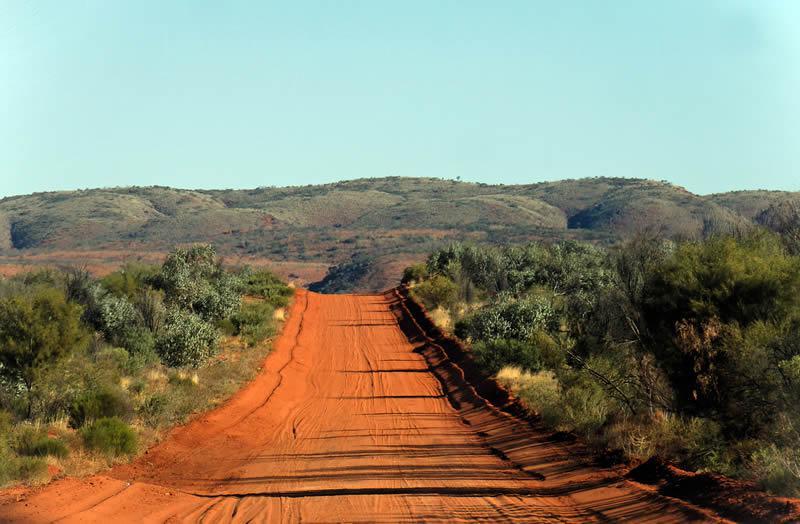 Piste de l'Outback