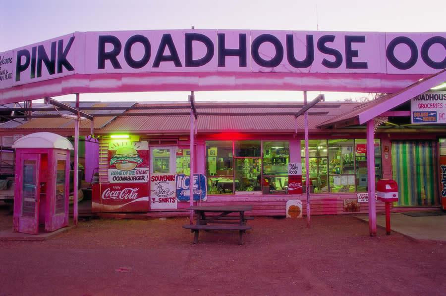Road Train : Roadhouse point de rencontre des truckies